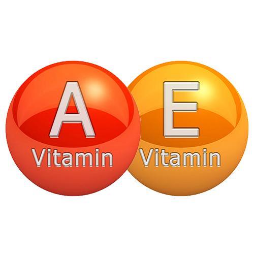 vitamin A+E