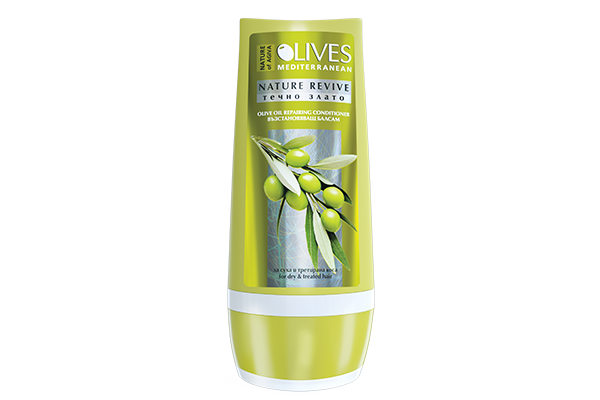 111 OLIVES shower gel