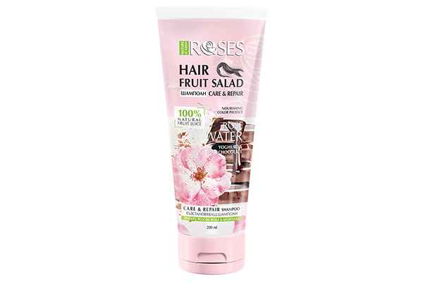 121 FRUIT SALAD SHAMPOO ROSE