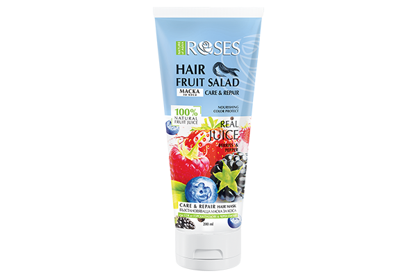 132 FRUIT SALAD HAIRMASK BERRIES