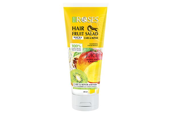 135 FRUIT SALAD HAIRMASK MANGO KIWI