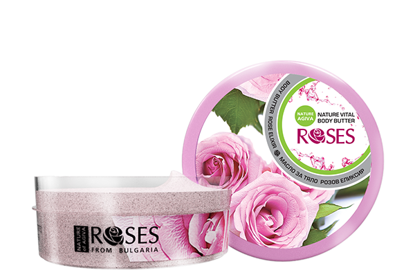 38 ROSES body scrub