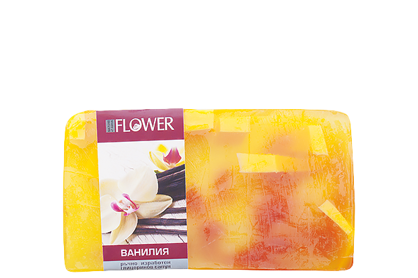 99 FLOWER glycerin soap 03