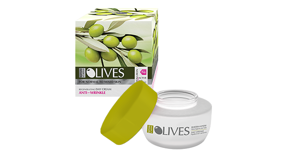 Nature Olives day cream normal skin3