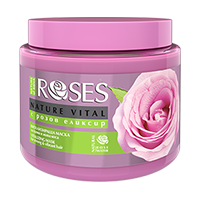 Nature Roses hair mask2